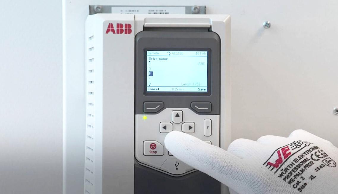 ABB ACS 580